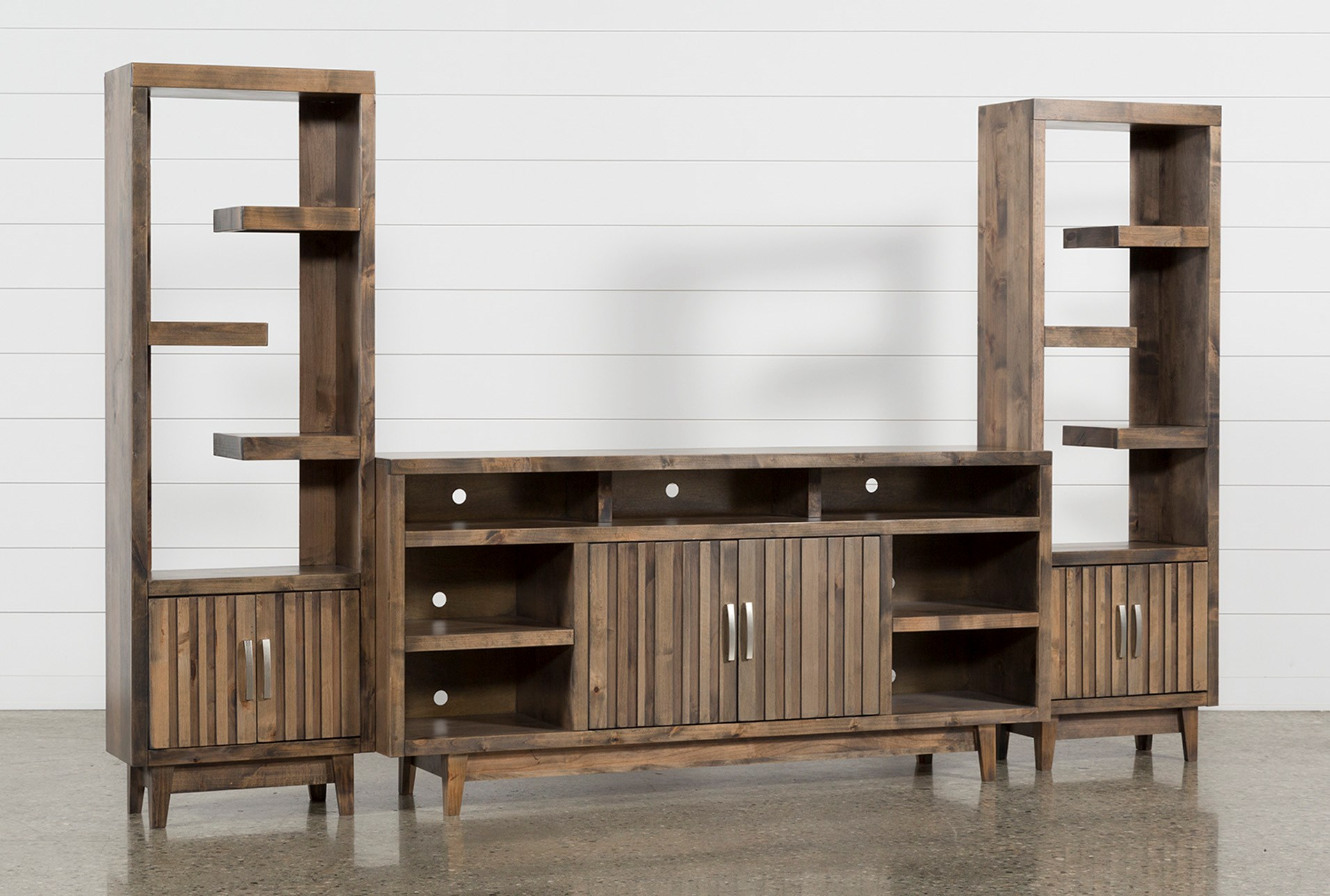 Lauderdale 3 Piece Entertainment Center With 74 Inch Tv Stand Qty 1 Has Been Successfully Added To Your Cart