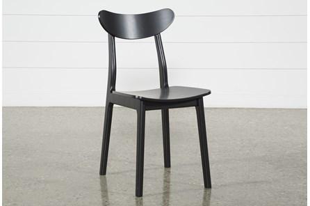 Carson Black Side Chair