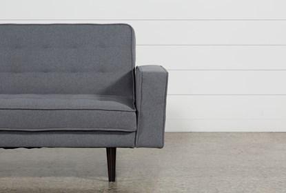 Phenomenal Petula Slate Convertible Sofa Bed Machost Co Dining Chair Design Ideas Machostcouk