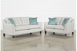 Shelton 2 Piece Living Room Set