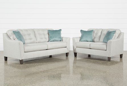 Shelton 2 Piece Living Room Set