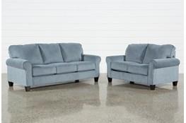 Neah 2 Piece Living Room Set