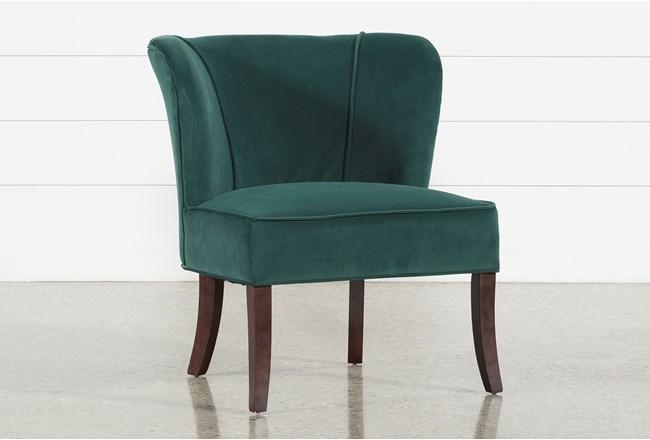 Krista Green Accent Chair - 360