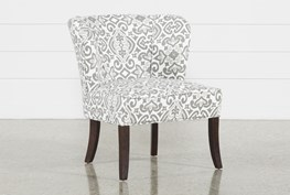 Kaylee Grey Accent Chair