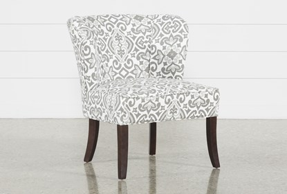 At Home Accent Chairs.Kaylee Grey Accent Chair