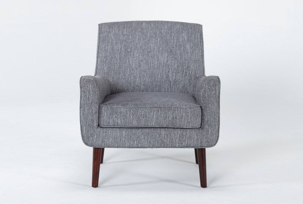 Kendra Grey Accent Chair