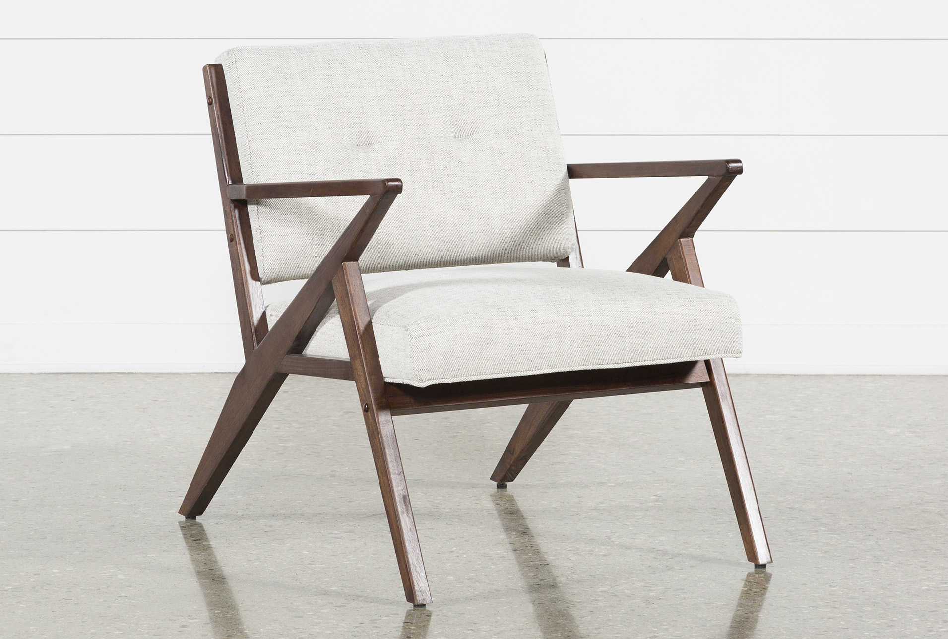 Kendrick Stone Accent Chair & Kendrick Stone Accent Chair   Living Spaces