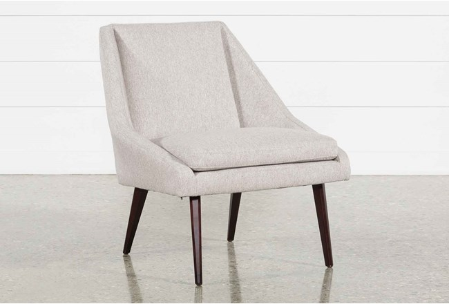Keisha Mocha Accent Chair Living Spaces