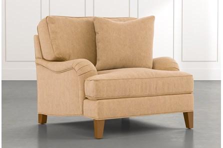 Abigail II Yellow Chair
