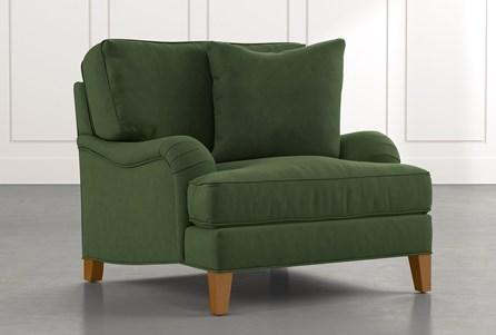 Abigail II Green Chair