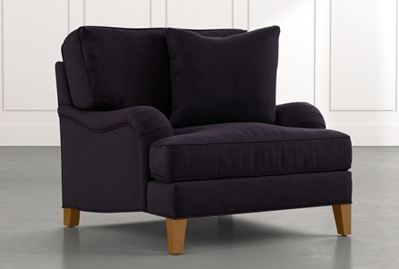 Abigail II Black Chair