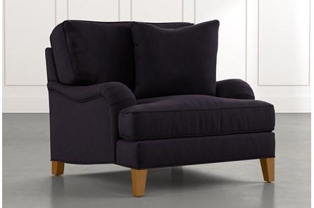 Abigail II Black Chair