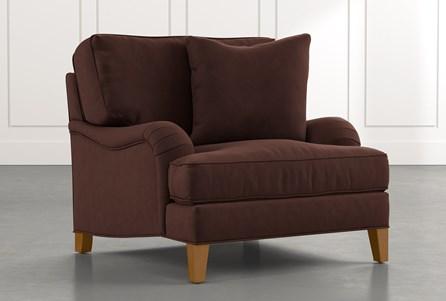 Abigail II Brown Chair