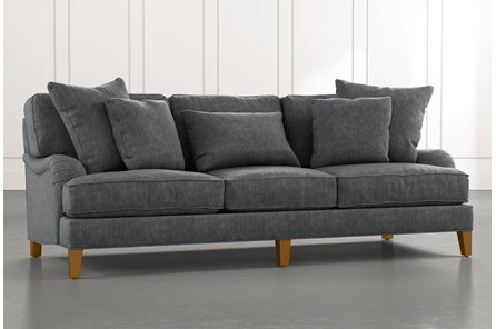 Abigail II Grey Sofa