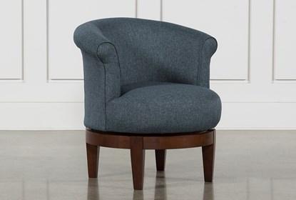 Astounding Theo Ii Accent Swivel Chair Machost Co Dining Chair Design Ideas Machostcouk