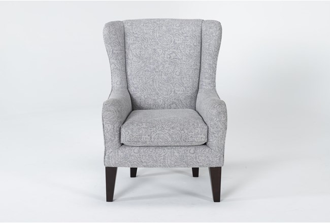 Anabelle II Wing Chair - 360