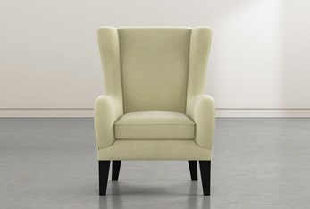 Anabelle Spring II Wing Chair
