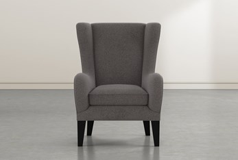 Anabelle Bark II Wing Chair