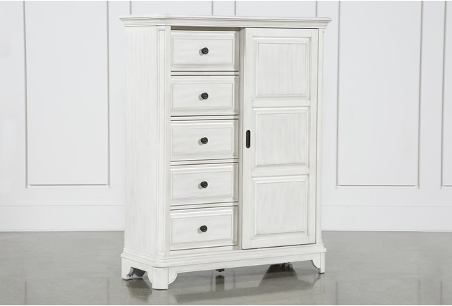 Kincaid Sliding Door Chest - 360