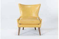 Tate III Leather Accent Chair