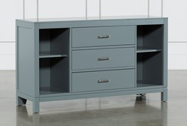 Hayden Grey 3-Drawer Dresser