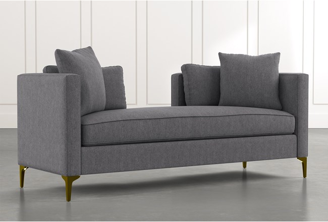 Brooklyn Dark Grey Daybed - 360