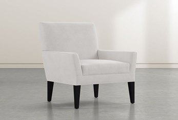 Brooke II Sterling Accent Chair