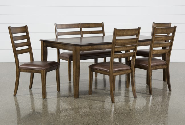 Rory 6 Piece Extension Dining Set - 360