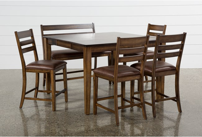 Rory 6 Piece Extension Counter Set - 360