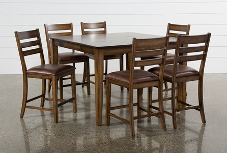 Rory 7 Piece Extension Counter Set