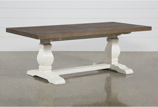 Brentwood Rectangle Dining Table - 360