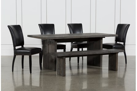 Gavin 6 Piece Dining Set With Clint Side Chairs - Main