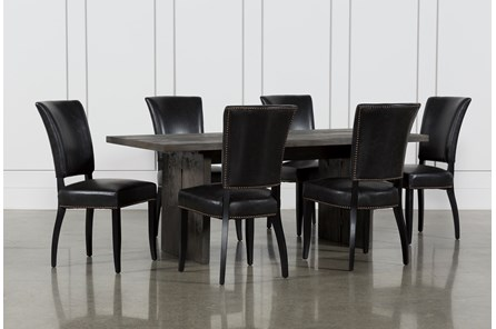 Gavin 7 Piece Dining Set With Clint Side Chairs - Main