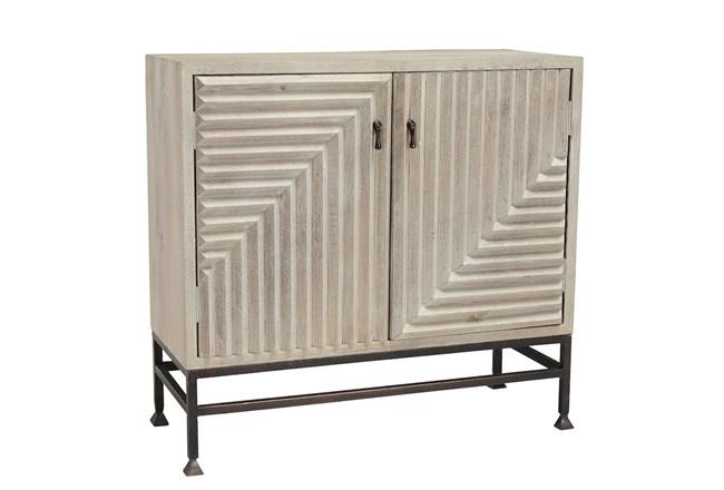 Geometric 2 Door Cabinet - 360