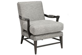 Light Grey Club Chair