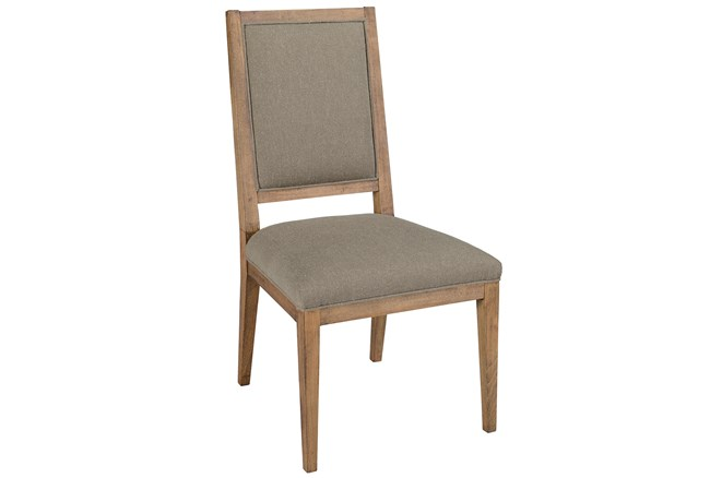 Beige Dining Chair - 360