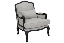 Light Grey Parisian Chair