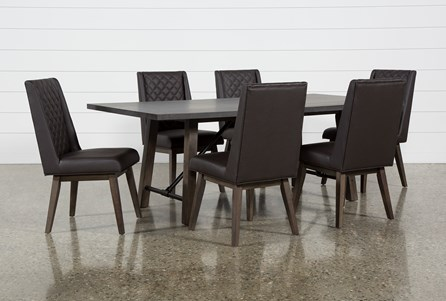 Links 7 Piece Dining Set