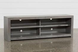 Kilian Grey 74 Inch Tv Stand