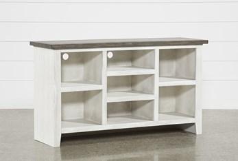 Dixon White 58 Inch Tv Stand