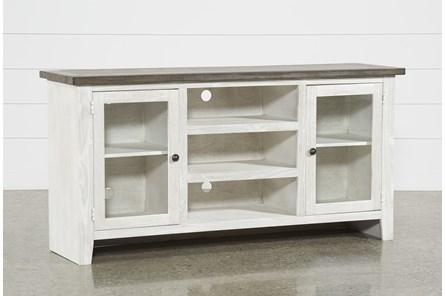 Dixon White 65 Inch Tv Stand