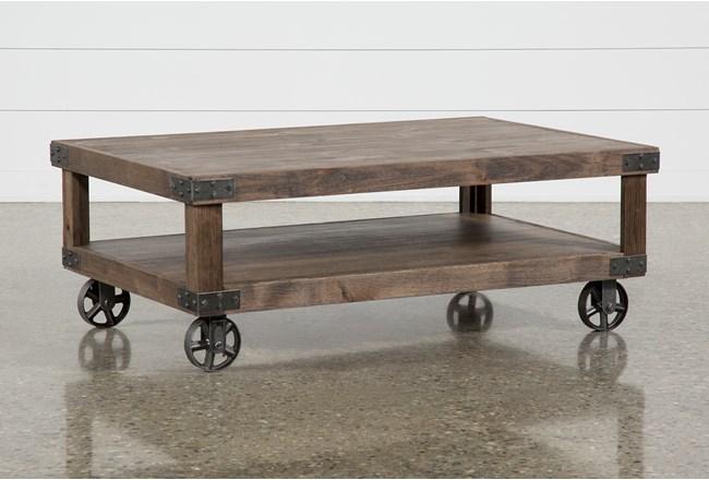 Grahm Coffee Table - 360