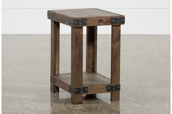 Grahm Chairside End Table