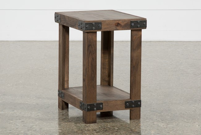 Grahm Chairside End Table - 360