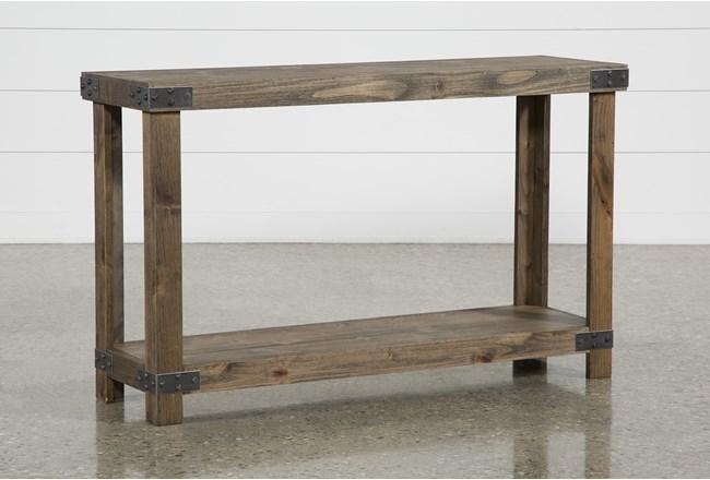 "Grahm 50"" Sofa Table - 360"