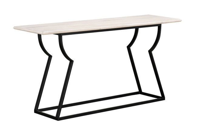 Magnolia Home Belford Console Table By Joanna Gaines - 360