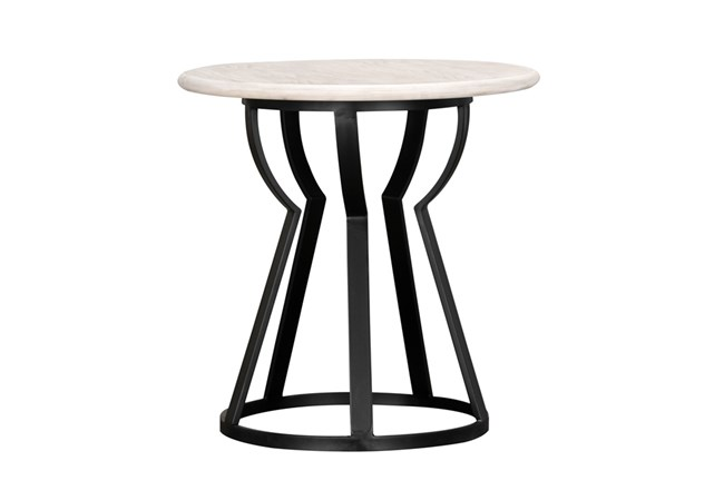Magnolia Home Belford End Table By Joanna Gaines  - 360