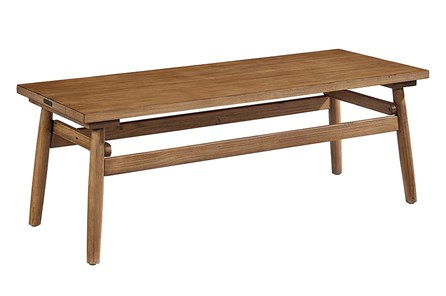 Magnolia Home Strut Coffee Table By Joanna Gaines