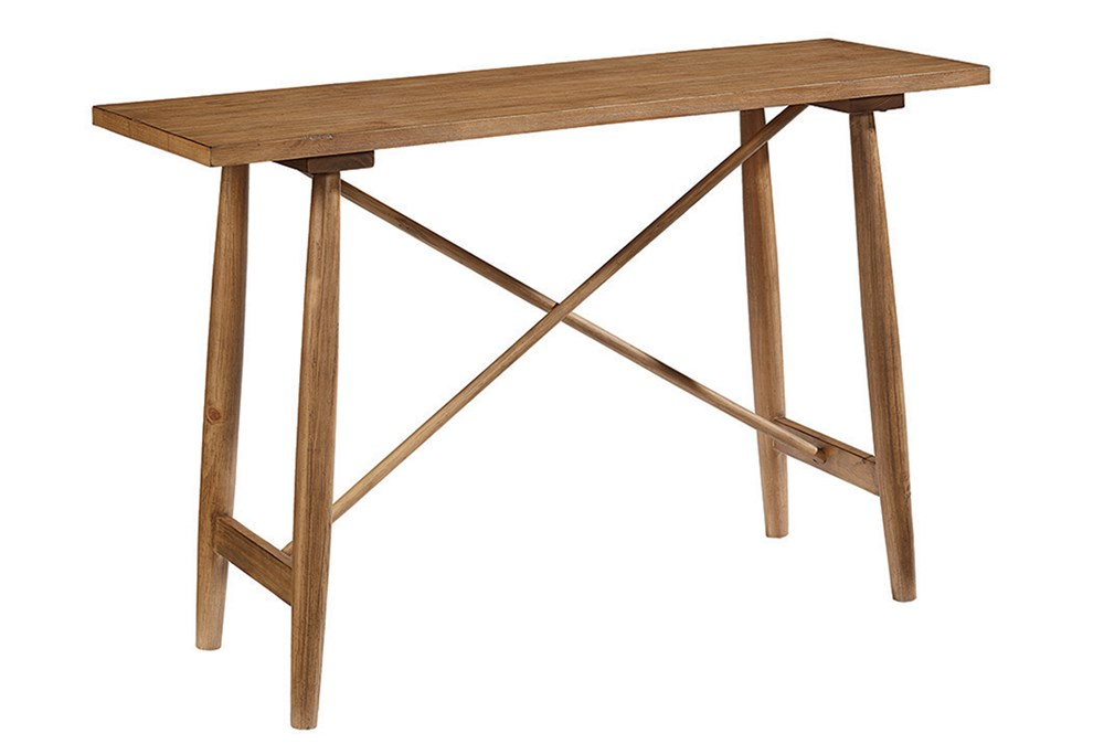 Magnolia Home Strut Sofa Table By Joanna Gaines