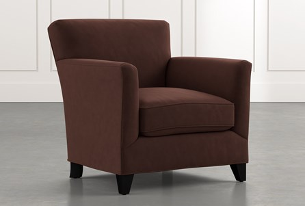 Dexter II Brown Accent Chair